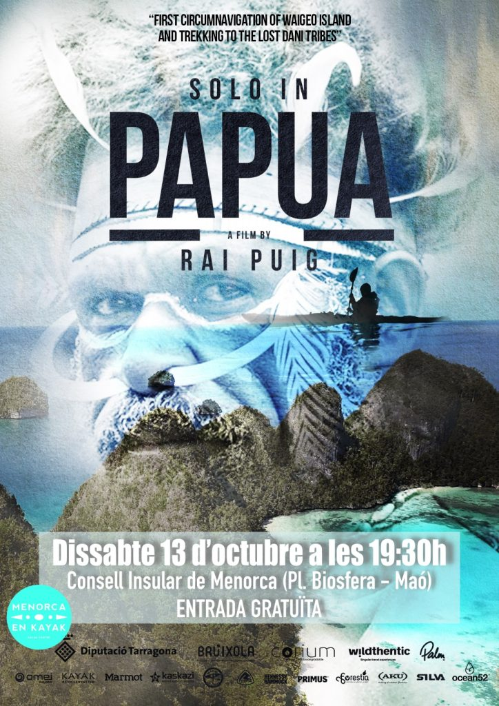 SOLO IN PAPUA-Cartell CIME